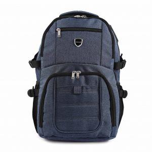 کوله پشتی دانشجویی جورنادا : کوله پشتی جورنادا مدل Jornada PRIMERO dark blue