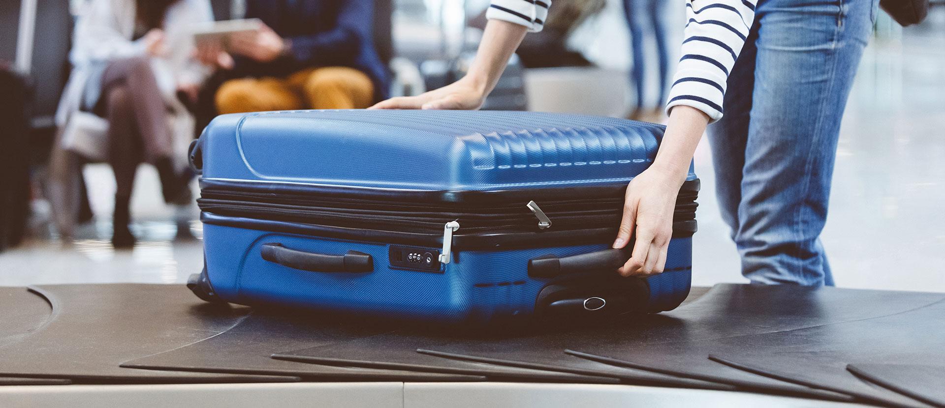 چمدان مناسب برای مسافرت